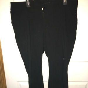 Torrid stretchy black pants